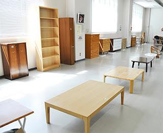 茅ヶ崎市 リサイクル品展示室
