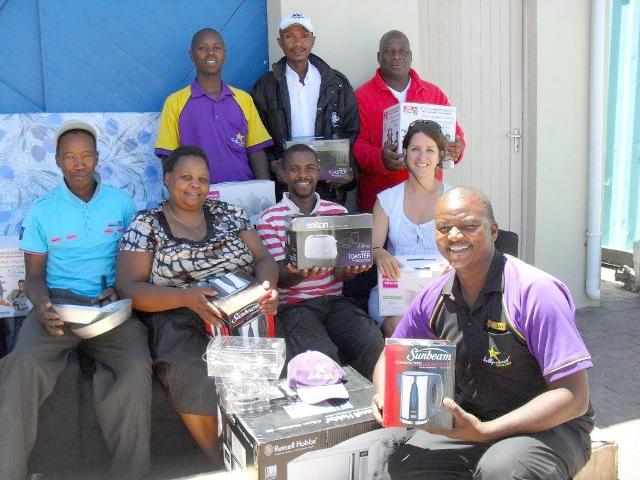 Baphumelele Respite Care Centre - Hollywoodbets Bothasig - Donation