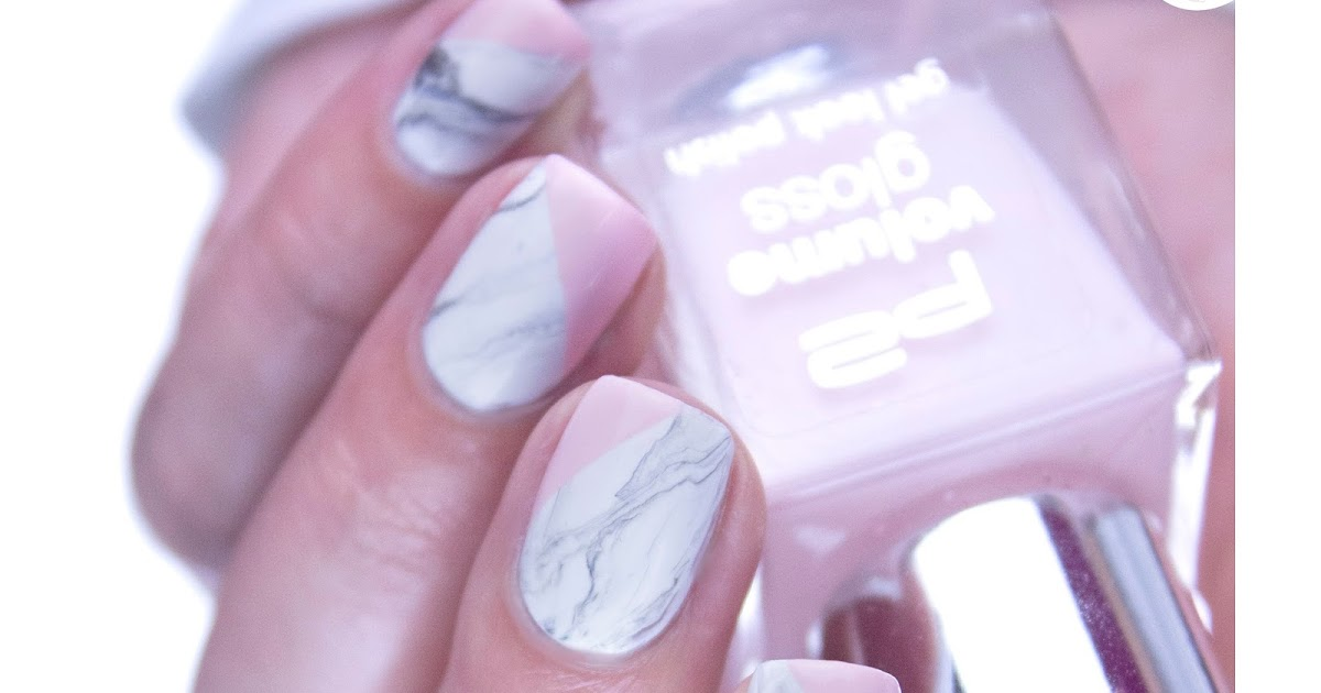 fall in .nailove marble