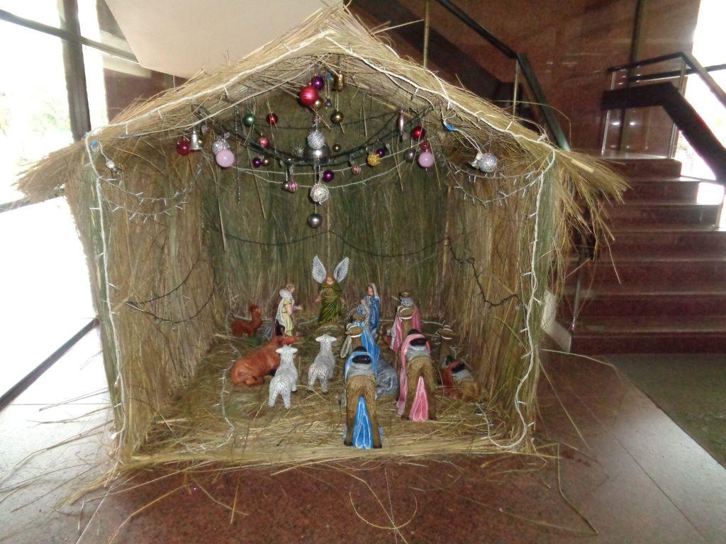 51eb7514520 Dos pesebres recrean el clima navideño en Casa de Gobierno - Siempre Formosa