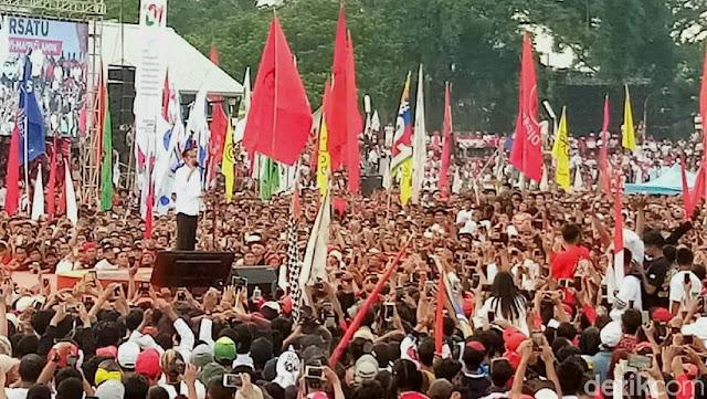 Tak Diundang, Golkar Sragen Tak Hadiri Kampanye Akbar Jokowi di Solo