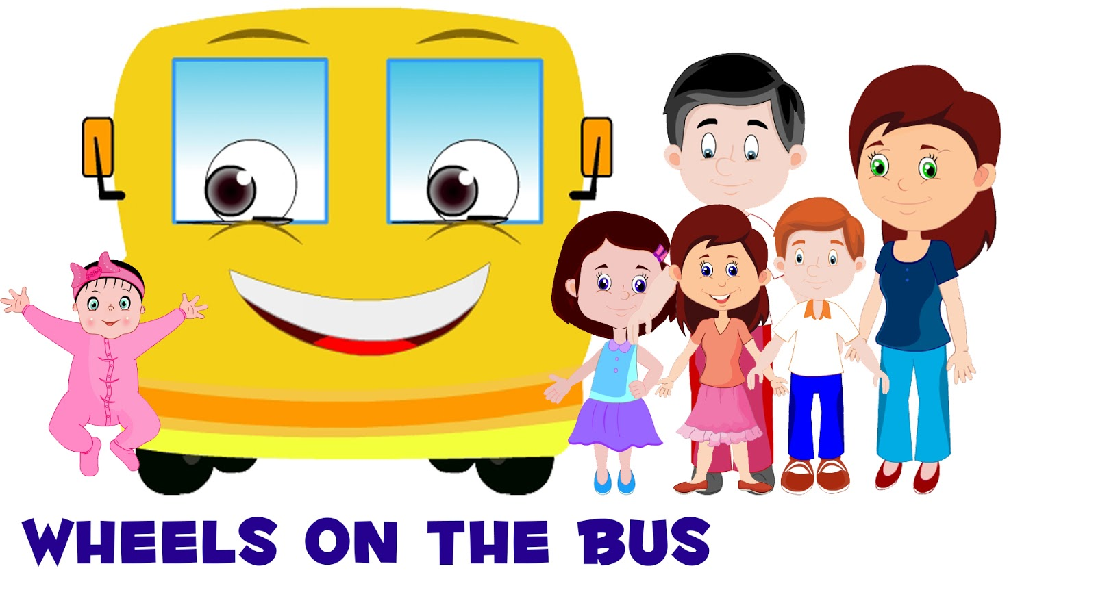 Anon kids: English Nursery Rhymes For Children | Wheels On The Bus ...