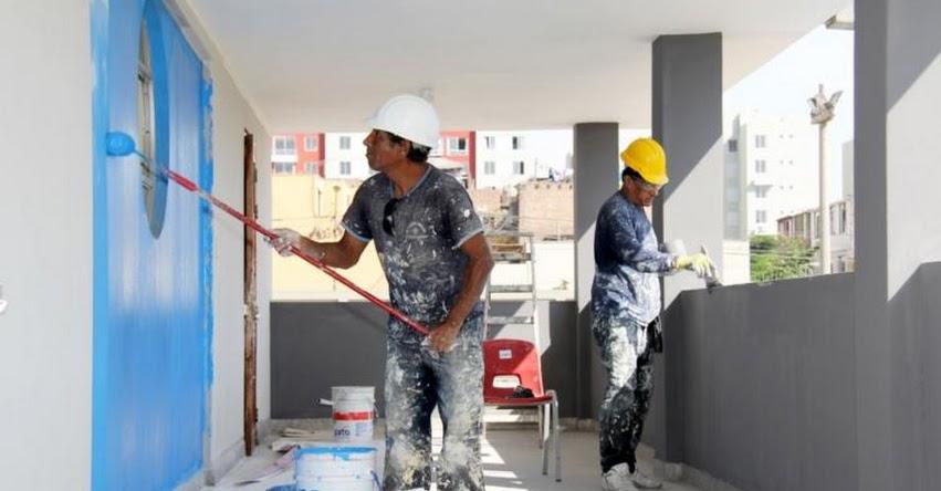 MINEDU mejora mantenimiento preventivo de escuelas para inicio de año escolar - www.minedu.gob.pe