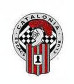 Escudo del Club Ajedrez Catalonia