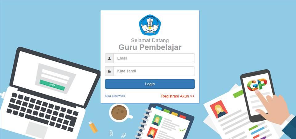 Cara Registrasi Guru Pembelajar 2016