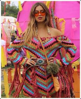 Elişi Elbise Modelleri - Moda Tasarım 13