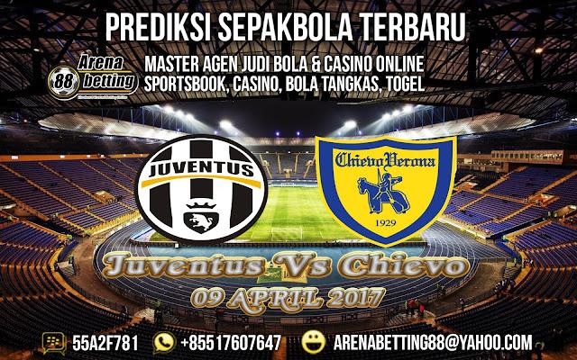 Prediksi Juventus Vs Chievo 09 April 2017