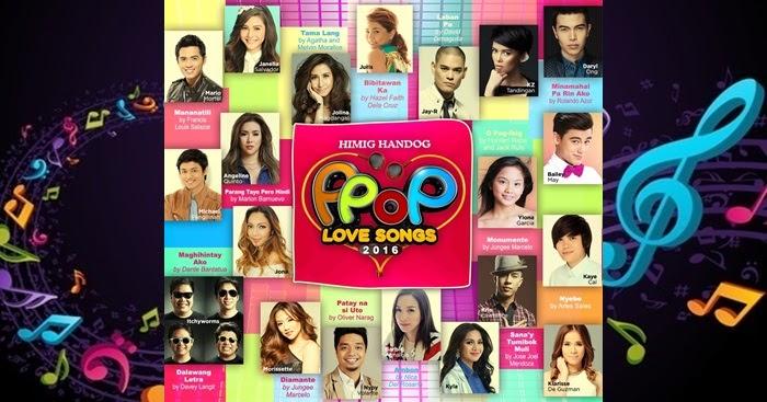 Various Artists - Himig Handog P-Pop Love Songs (2016) Album - MusicViewsPH   Download Free ...