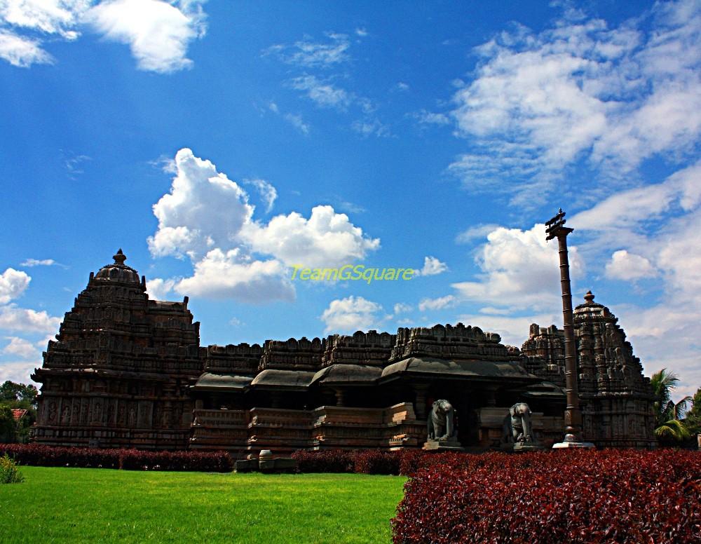 Sri Viranarayana Temple, Belavadi