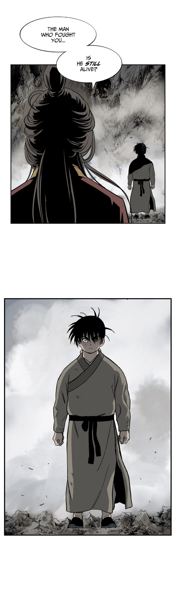 Gosu (The Master) - Chapter 32