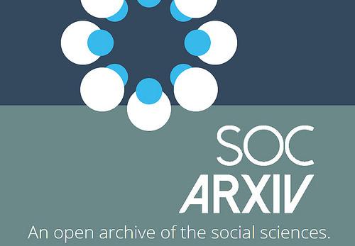 SocArxiv: nuevo repositorio de Ciencias Sociales en Acceso Abierto