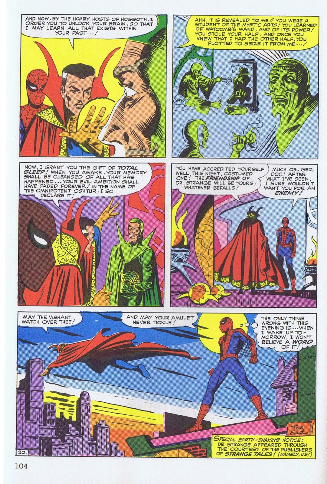 Doctor Strange: Master of the Mystic Arts issue TPB - Page 99