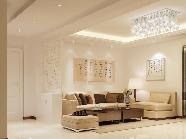 false ceiling pretty luxurious design