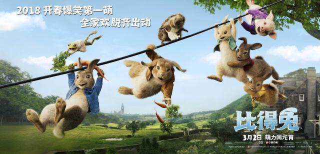 Thỏ Peter - Ảnh 1