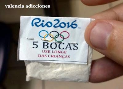 PSICOLOGIA ADICCIONES VALENCIA | OLIMPIADAS DROGAS | DEJAR LA COCAINA 2016 | VALENCIA ADICCIONES