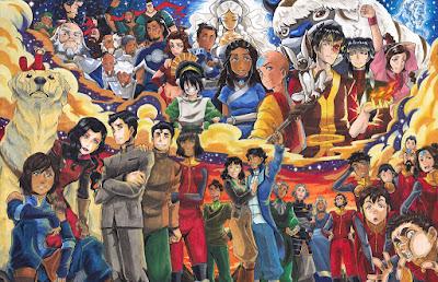 Avatar. Anime que no es anime
