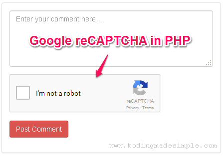 google-recaptcha-php-tutorial