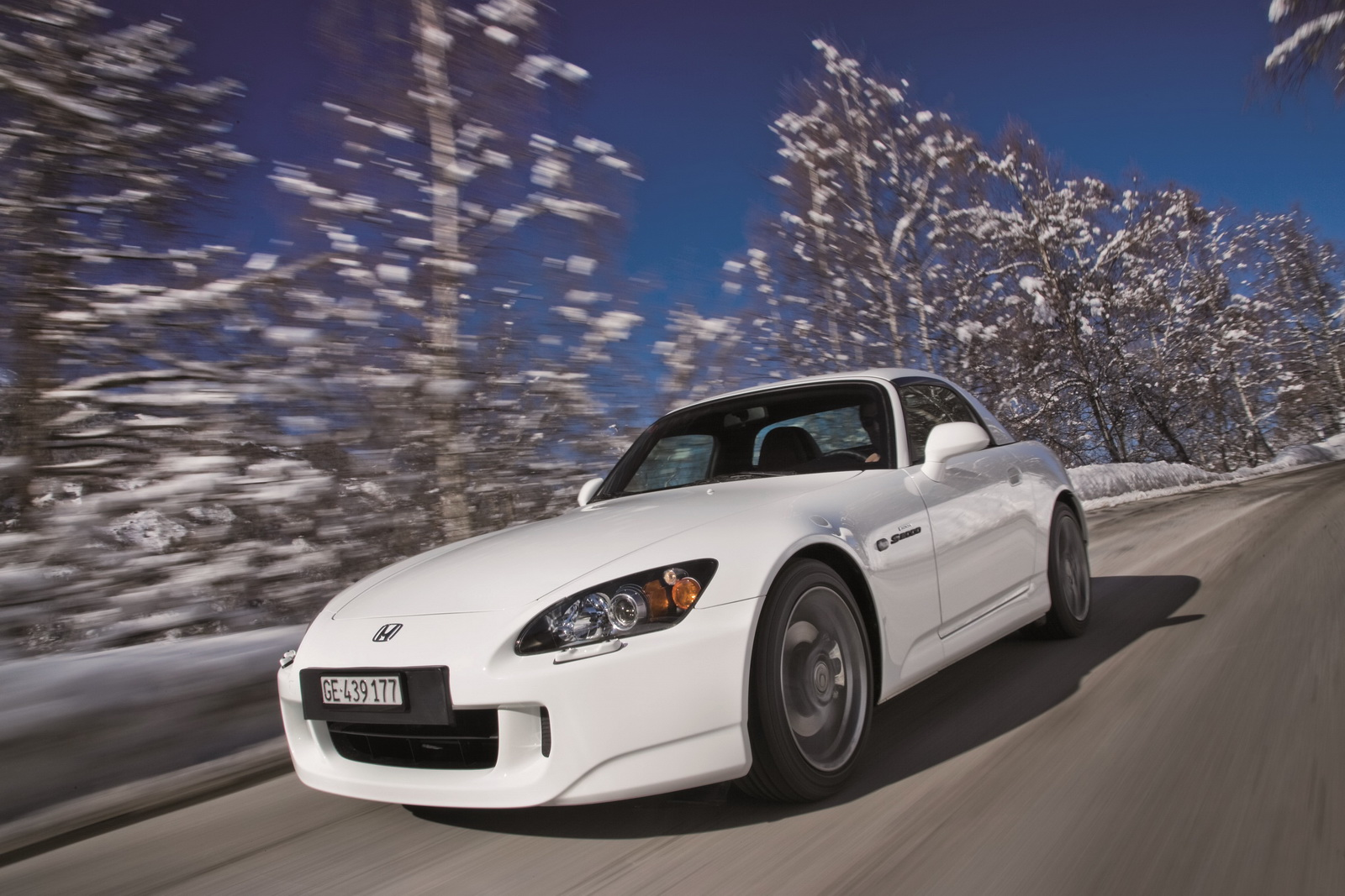 S2000 Roadster