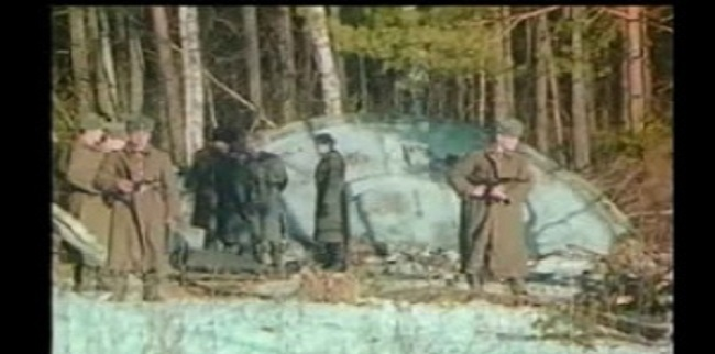 Tο ρώσικο Roswell - Video