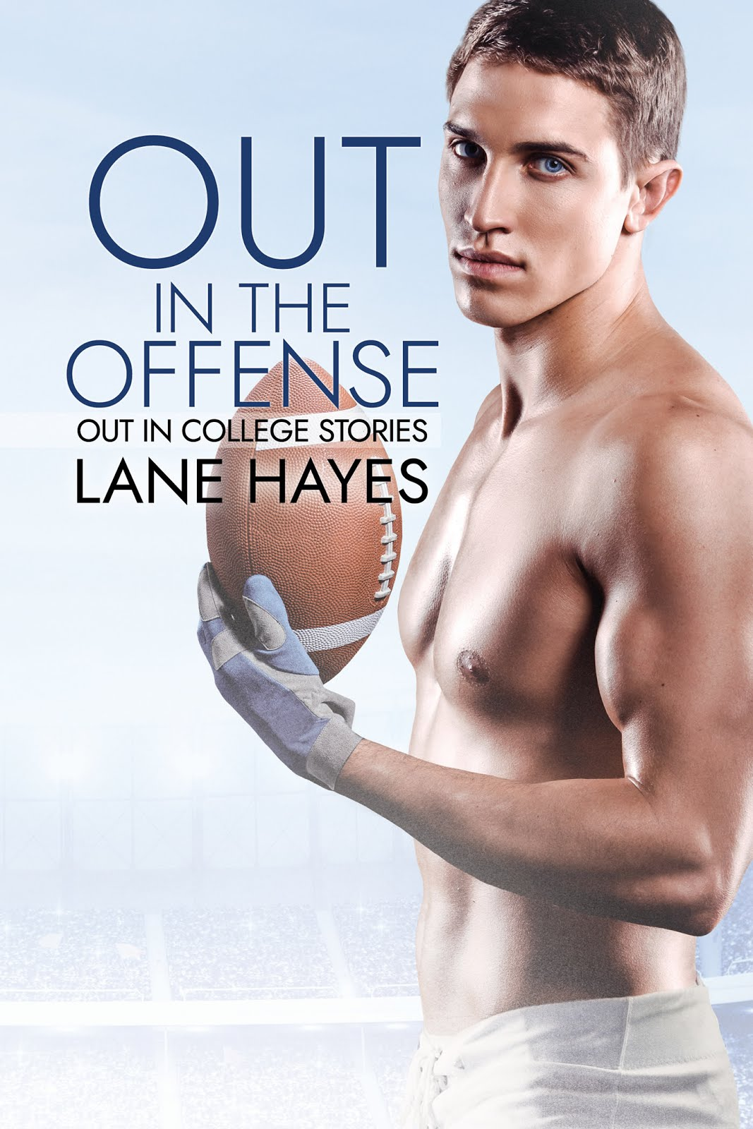Out In The Offense by Lane Hayes