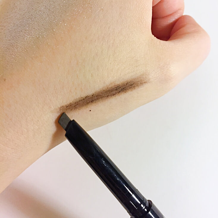 wet n wild ultimatebrow Retractible Brow Pencil Medium Brown swatch