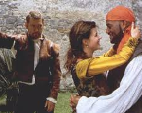 an analysis of the act 3 scene 3 of desdemonas supposed infidelity The climax appears in 'act 3', scene 3 iago misguided othello about desdemona and misguidedly show proofs othello is now almost convinced of his wife's infidelity.