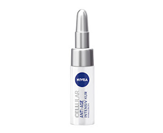 Tratament intensiv fiola reutilizabila Nivea Cellular Anti-rid 5ml