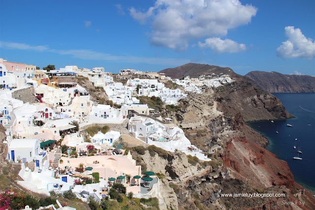 Where to go - Oia, Santorini