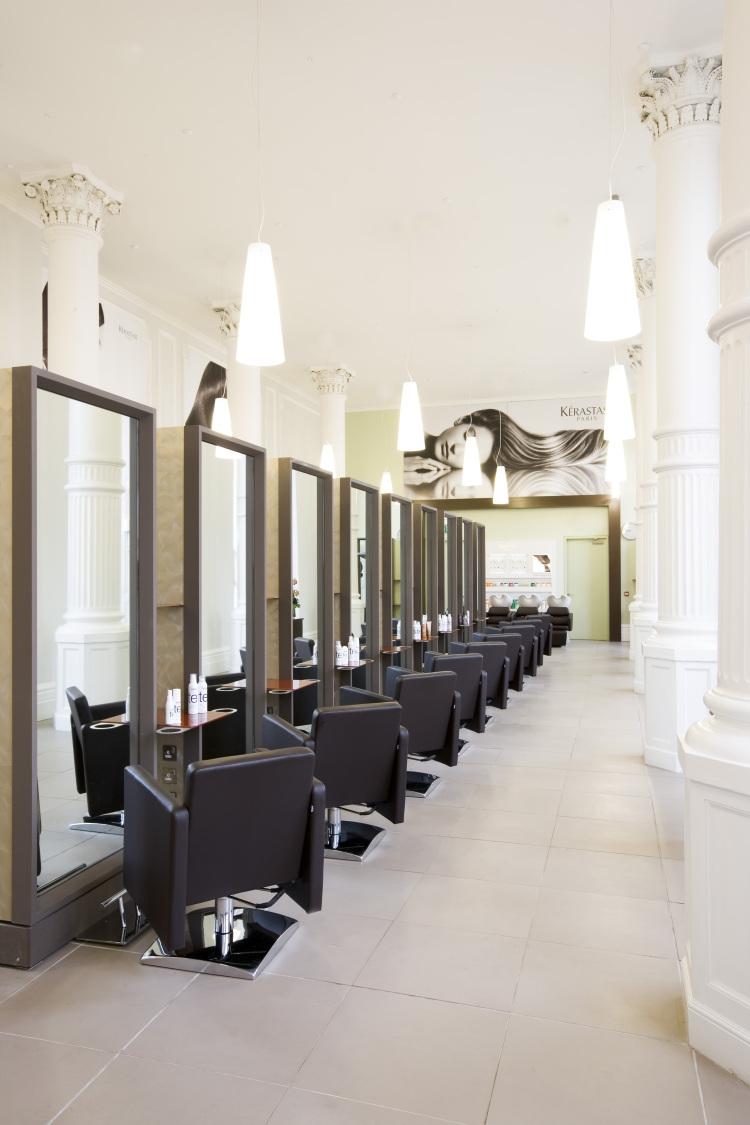 Modern Hair Salon Interior Design | Joy Studio Design ...