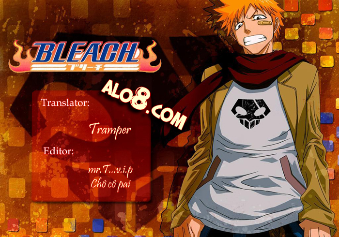Bleach chapter 244 trang 1