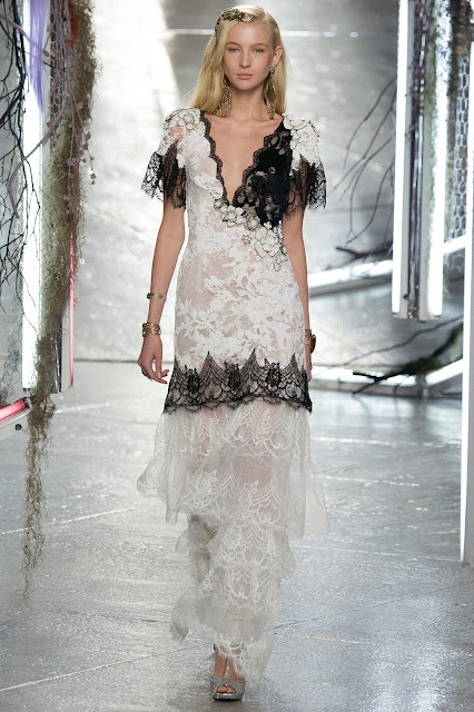 Rodarte Spring 2016 Ready-To-Wear NYFW