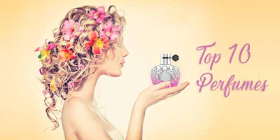 Top 10 perfumes