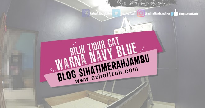 35+ Konsep Terpopuler Cat Rumah Warna Navy Blue