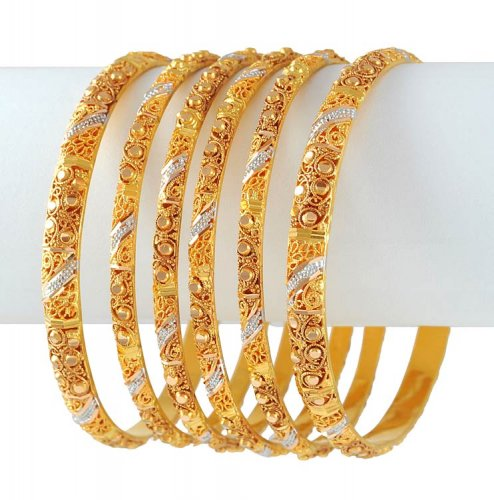 Jewellery Designs Latest Design Gold Bangles