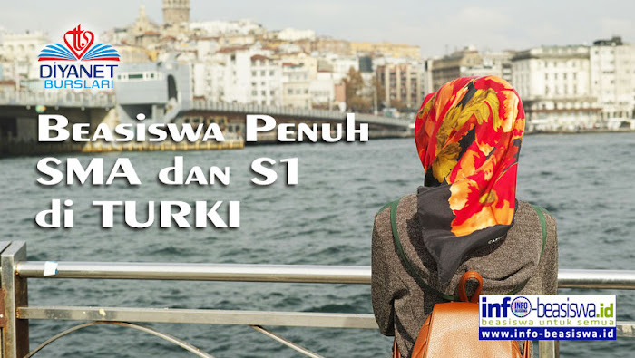 Diyanet Burslari: Beasiswa Penuh SMA & S1 di Turki