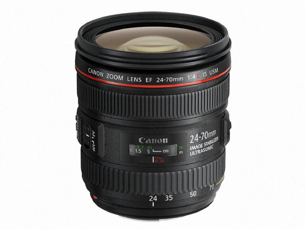 Canon EF 24-70mm f:4 L USM