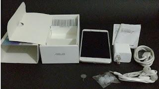 Asus Zenfone 3 Laser Package