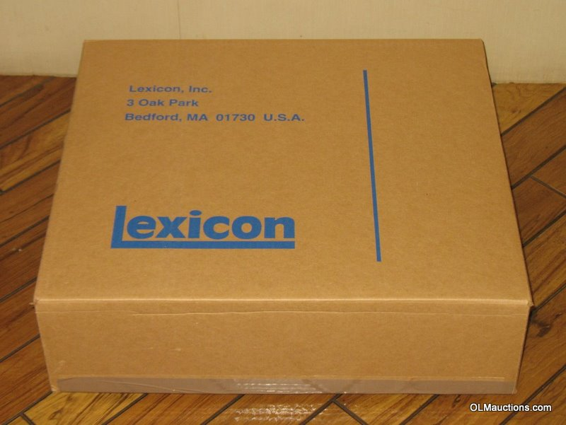 Internet Superstores Lexicon Dc 1 Version 4 Surround