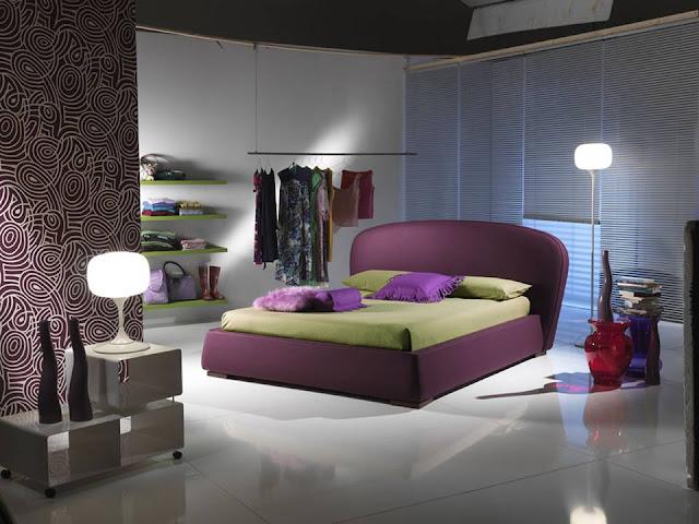 Diseños de Dormitorios con Colores Femeninos