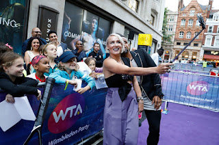 Photos: WTA Pre-Wimbledon Party