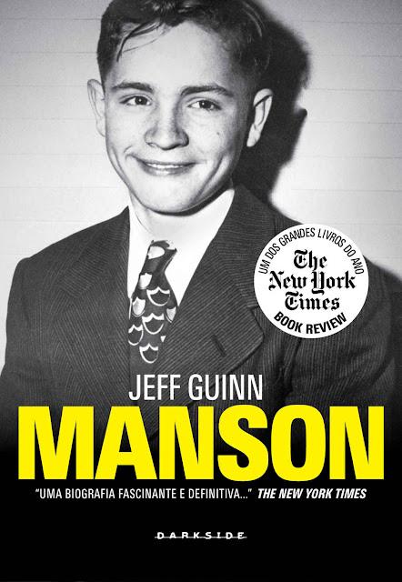 Manson a biografia - Jeff Guinn
