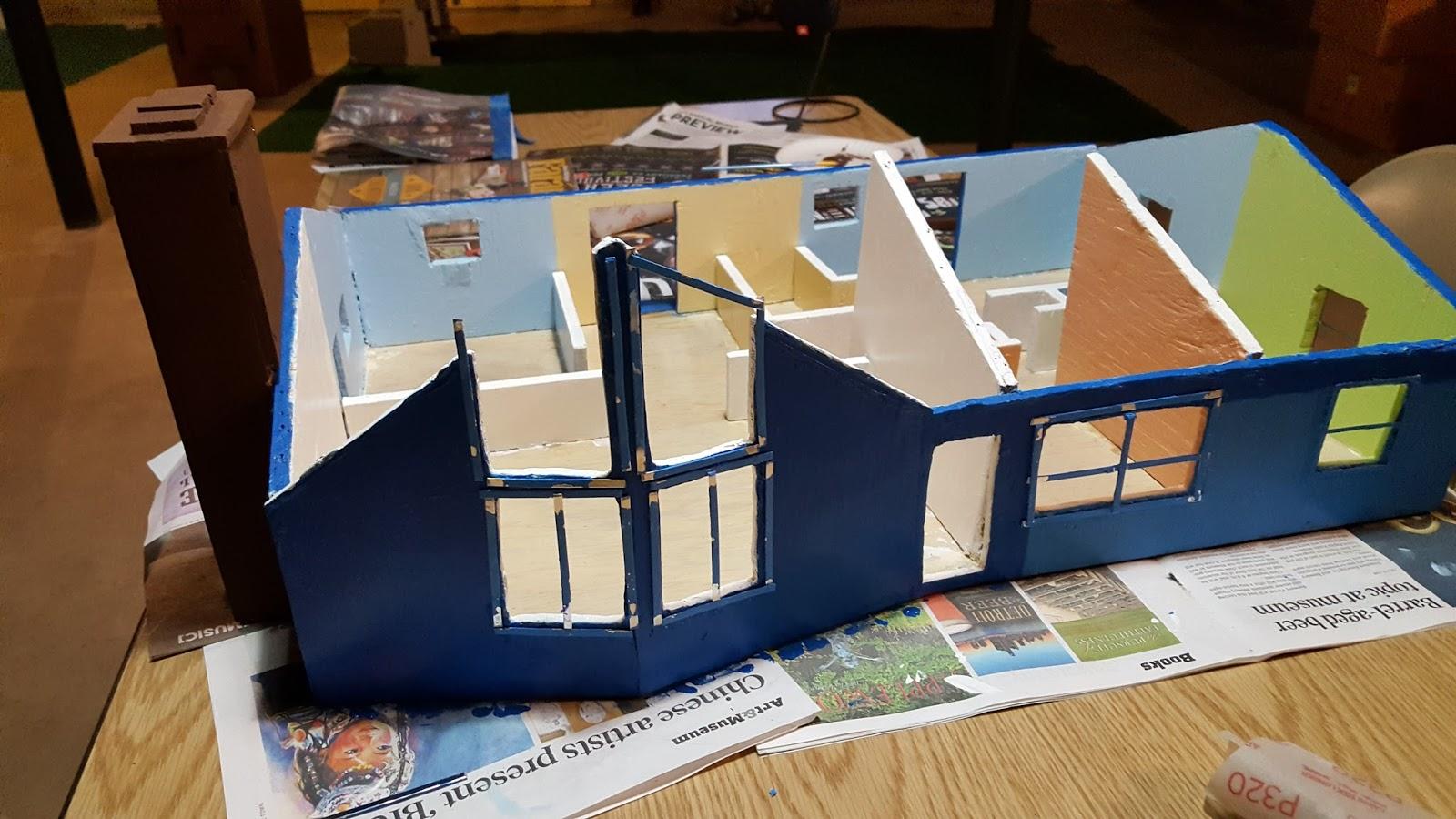 Restoring Grandpa S Dollhouse