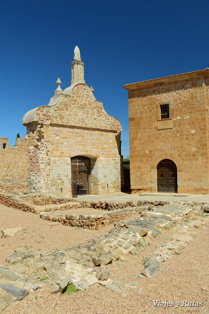 El Monasterio cisterciense de Santa María de Huerta
