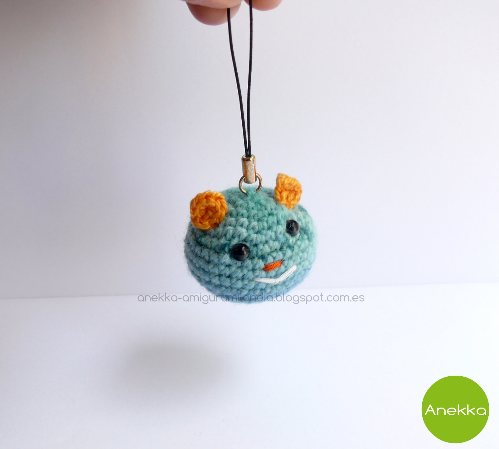 keychain animal crochet amigurumi