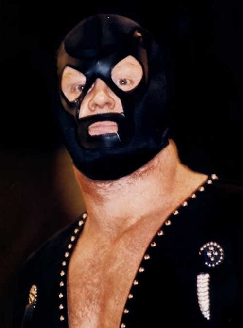 The Undertaker as the masked Punisher