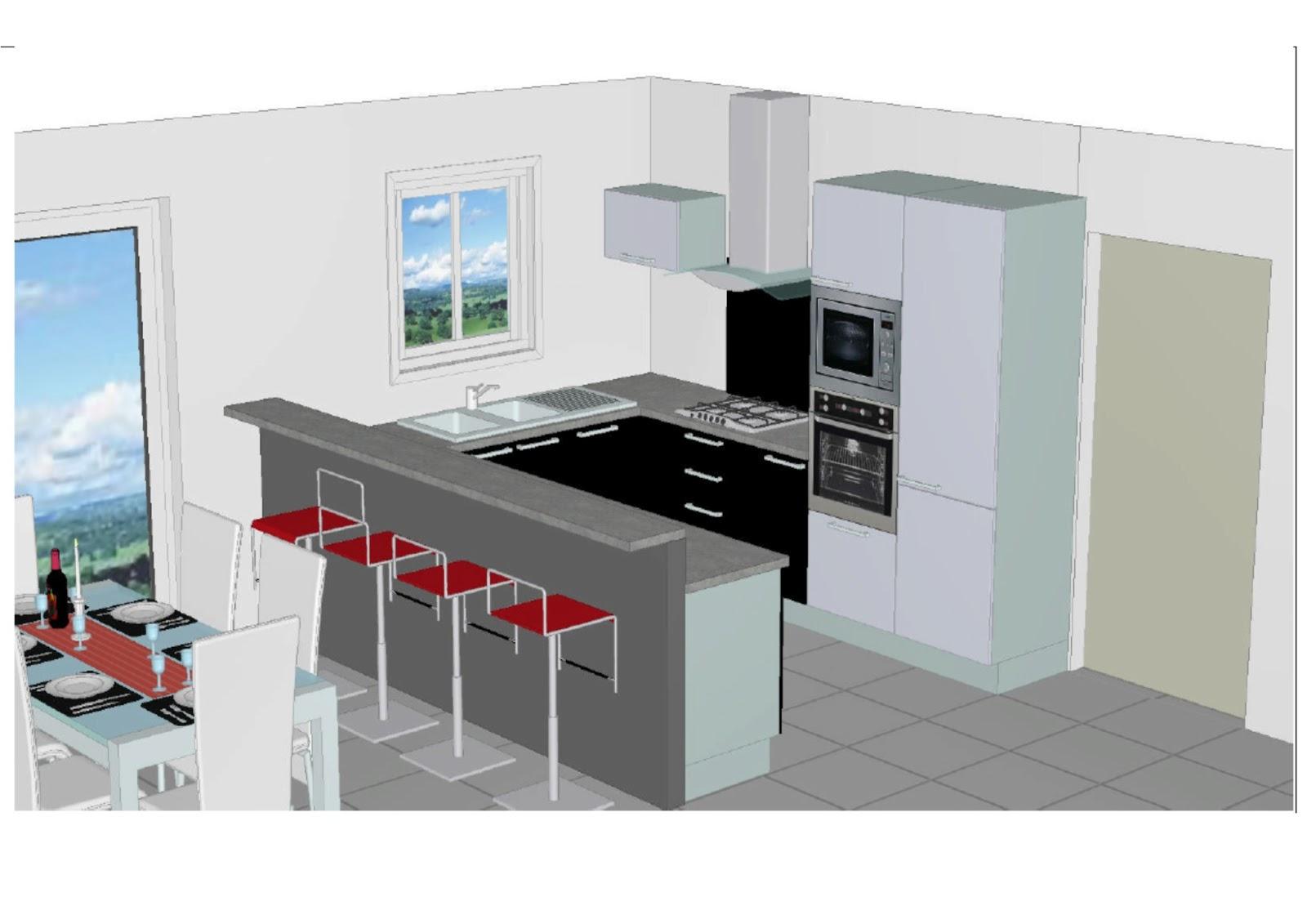 maison sponsoris e 41 label rt 2012 oucques 41290 projet cuisine am nag e. Black Bedroom Furniture Sets. Home Design Ideas