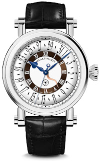 Montre Speake-Marin Brown Serpent Calendar