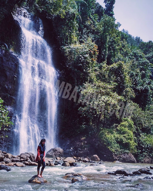 Nama Air Terjun Tertinggi di Jawa Tengah