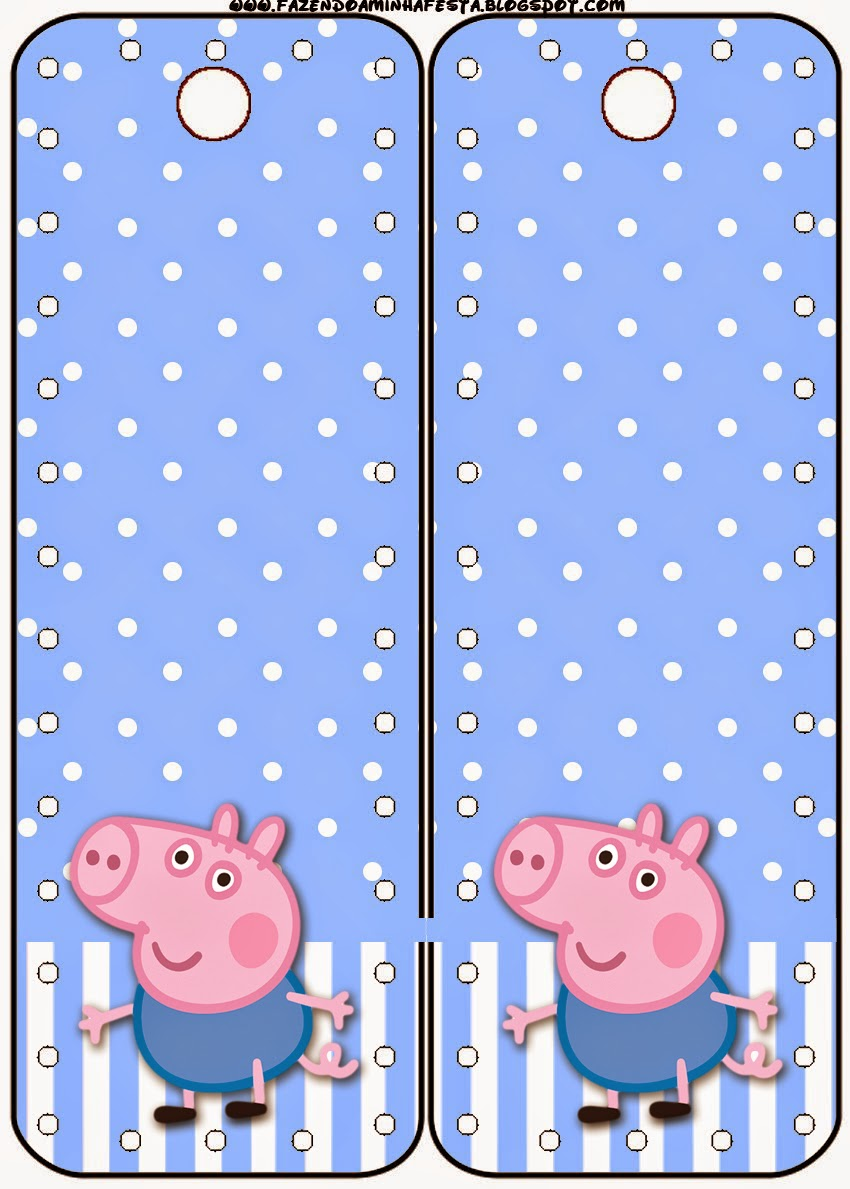 George Pig Free Party Printables and Images  - Oh My Fiesta