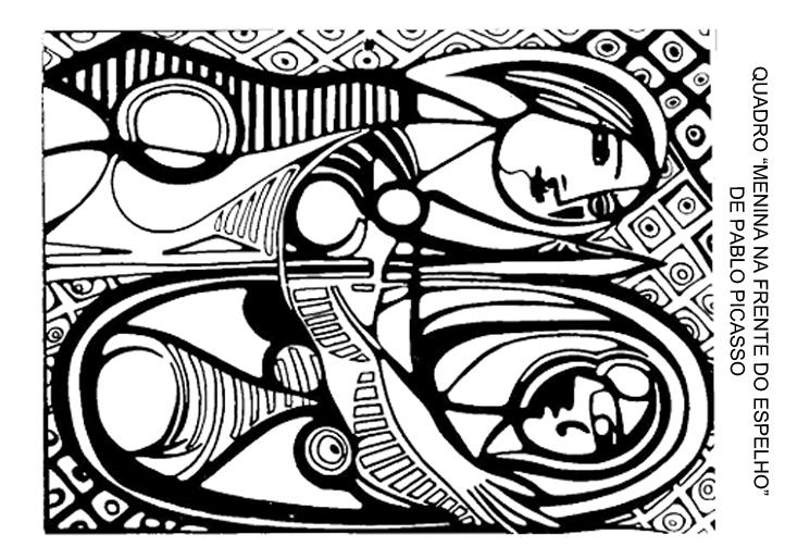 Aula De Artes Professor Douglas Obras De Arte Em Preto E Branco